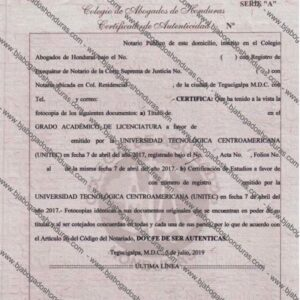 Apostillar Copias de Documentos - Copias de Documentos Apostillados Honduras
